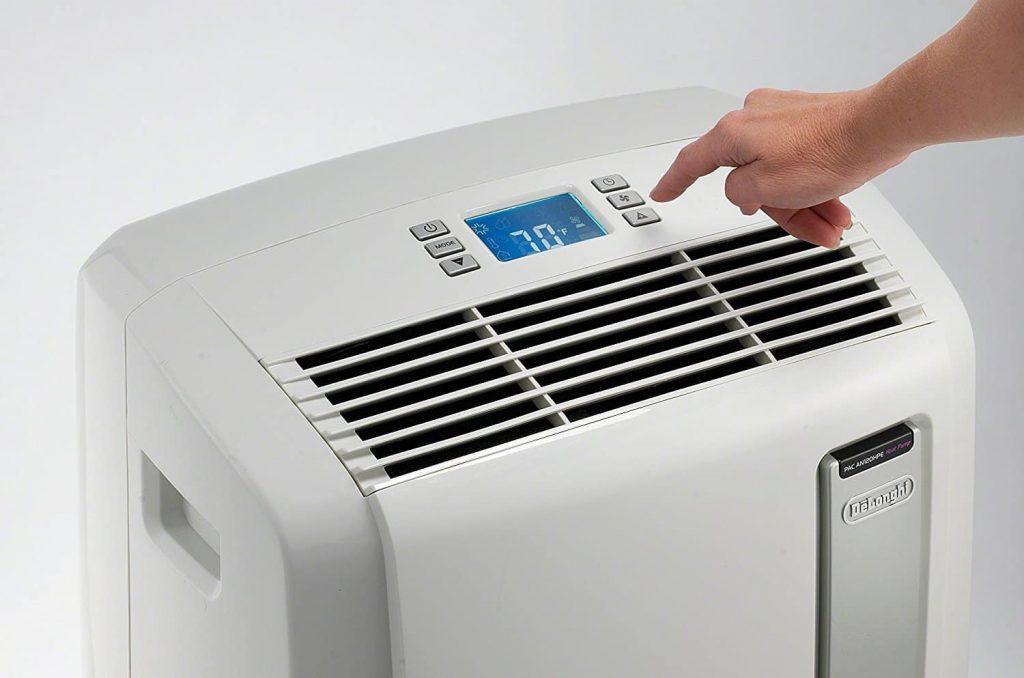 caratteristiche climatizzatore portatile