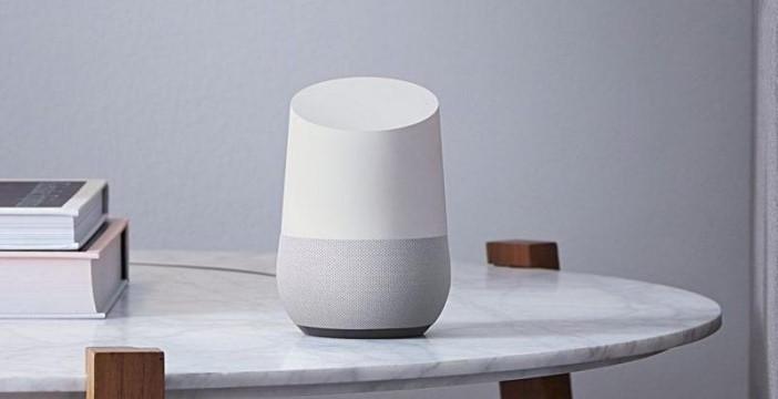 smart speaker google home