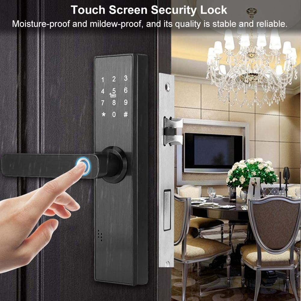 Le migliori serrature intelligenti: la foto di Entry Door Lock Support