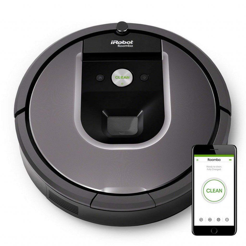 gli aspirapolver robot permettono di tenere pulita casa risparmiando moltissimo tempo!
