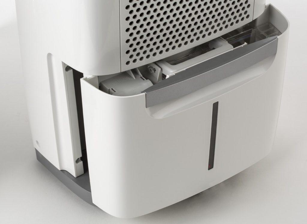 serbatoio deumidificatore con filtro