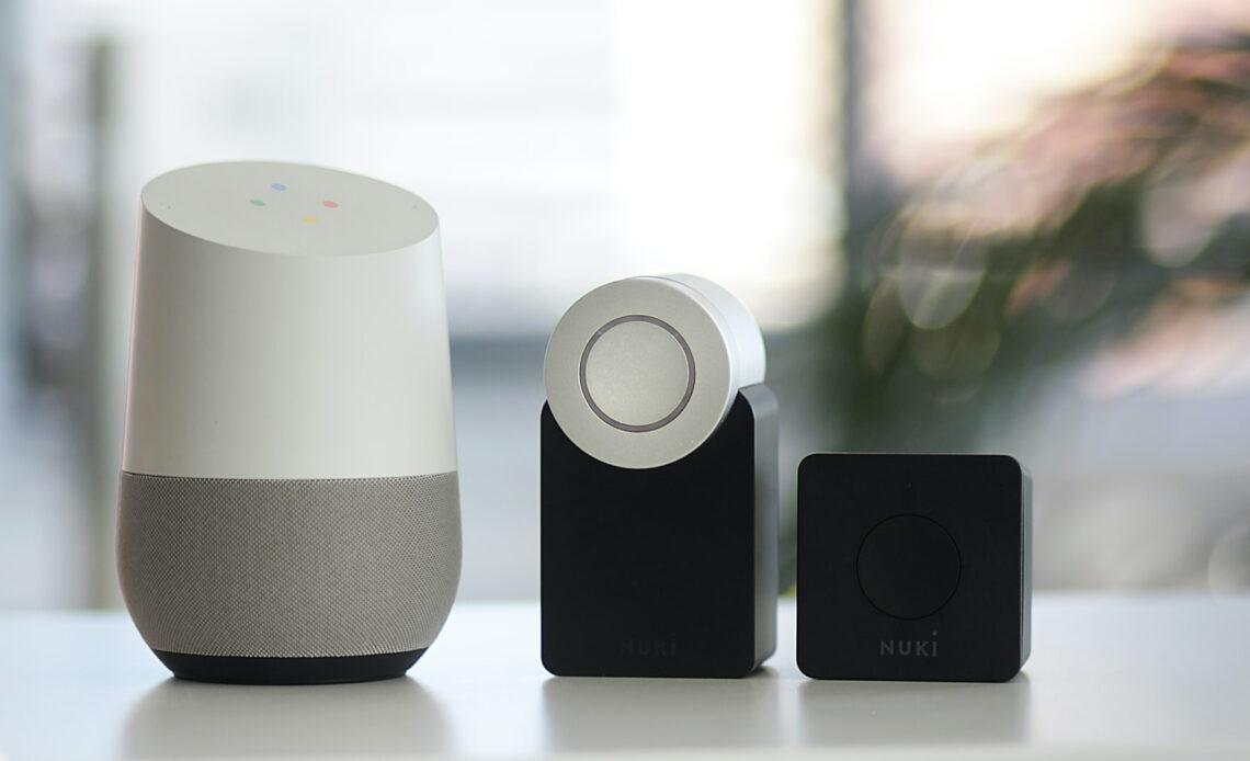 Una serratura smart, un campanello e Google Home