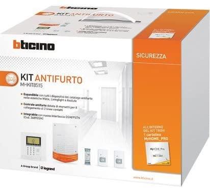 Bticino Kit My Home MHKIT8515