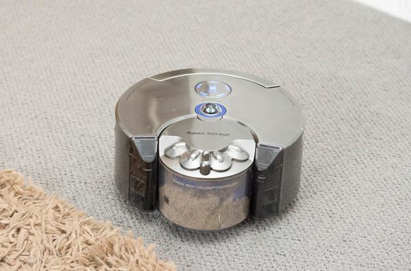 Robot aspirapolvere Dyson 360 Eye