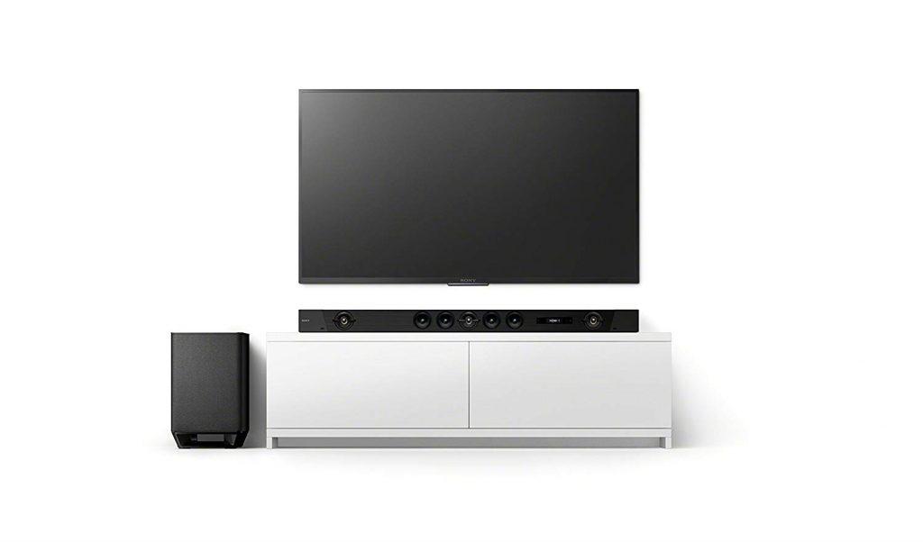Sony Soundbar fascia alta 2019