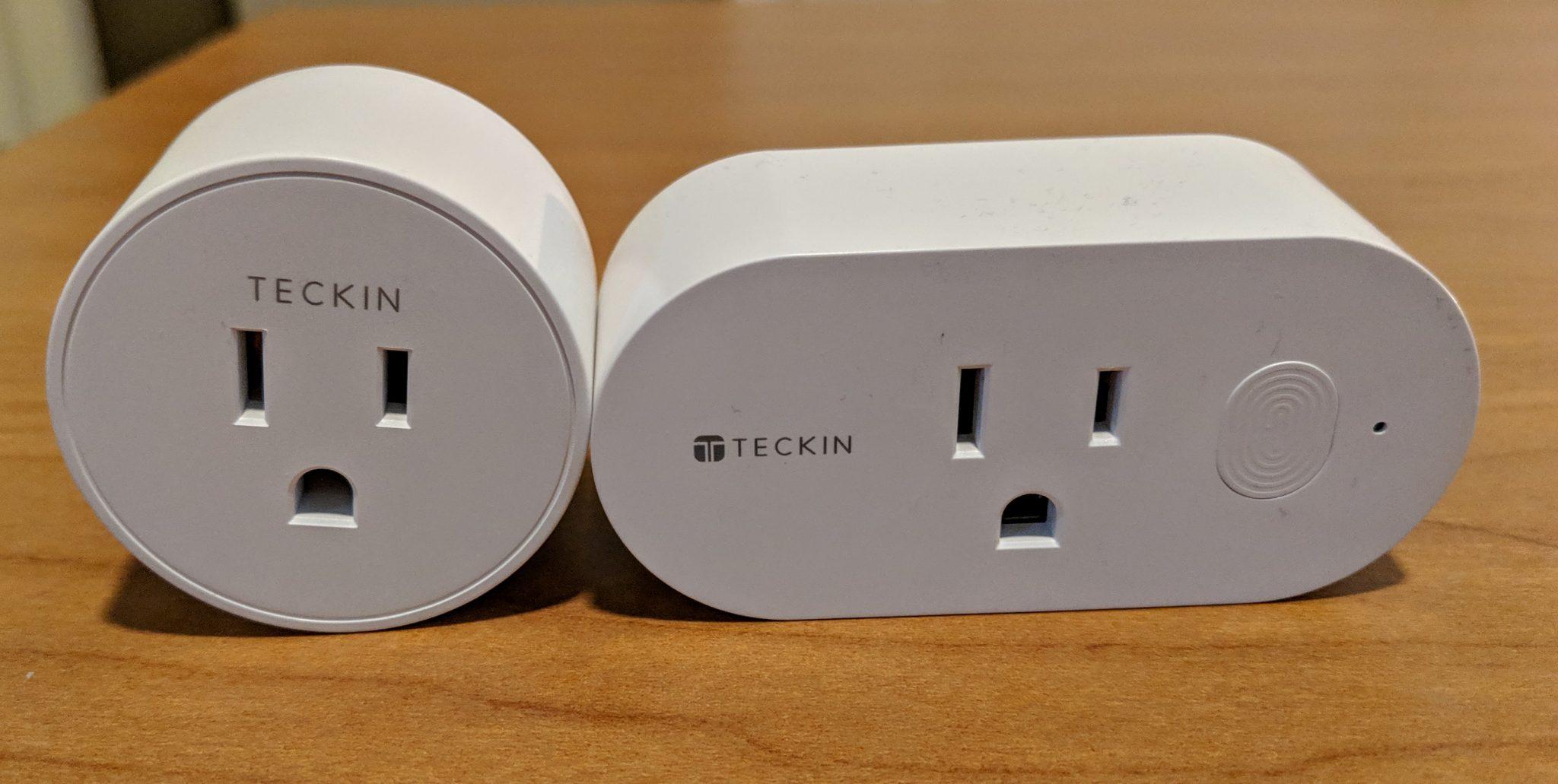 Due smart plug