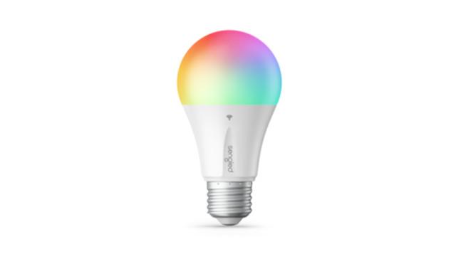Una lampadina intelligente