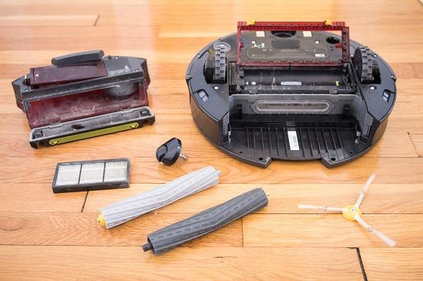 Manutenzione del Roomba