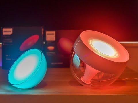 Le migliori lampade smart: Philips Hue Iris