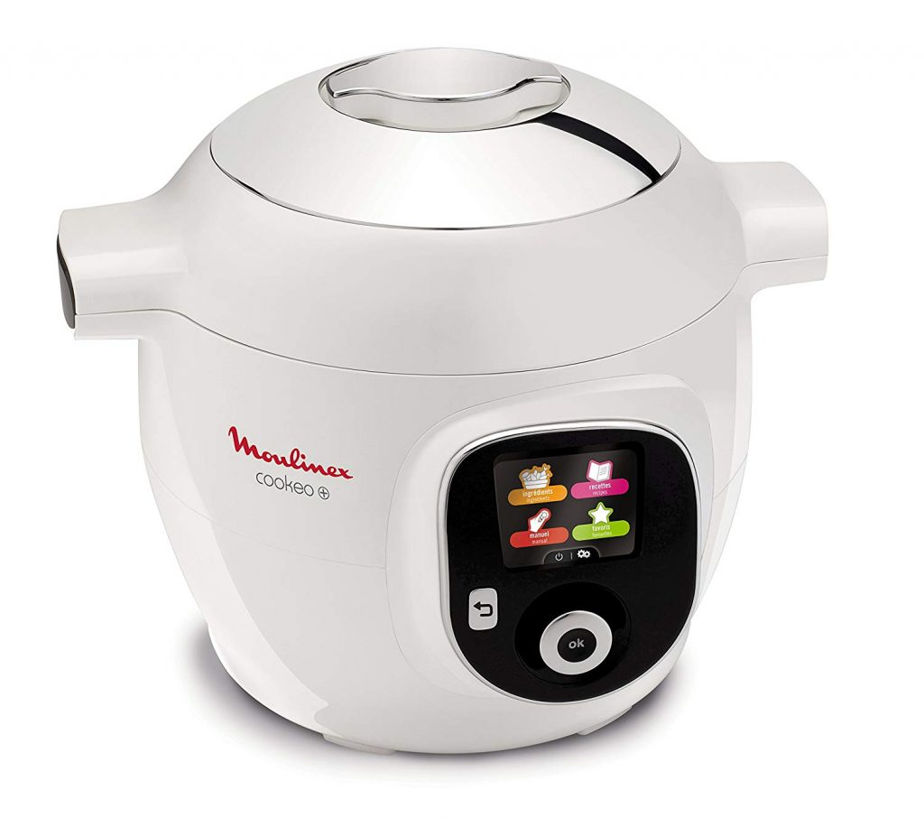 cooking machine per 6 persone