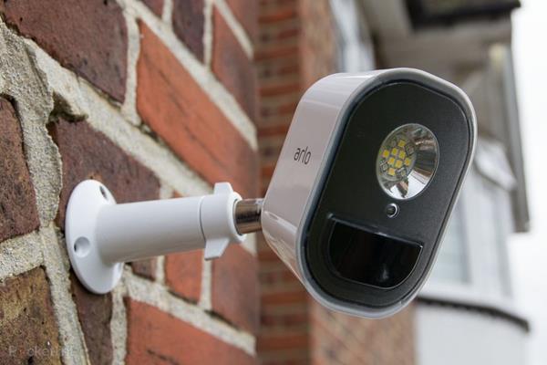 Design Arlo Security Light
