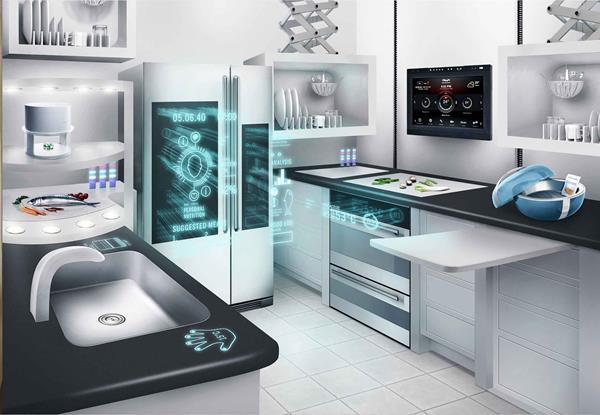 Macchine per la cucina smart