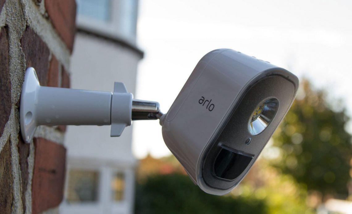 Recensione Arlo Security Light