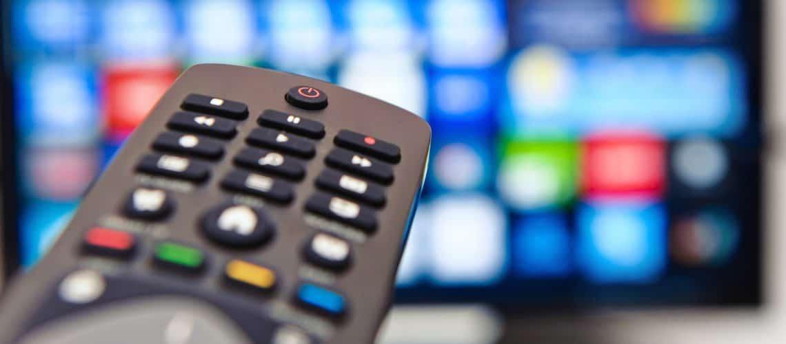 Un telecomando per TV Box