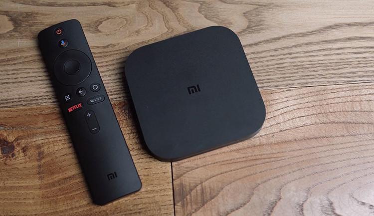 Un TV Box Xiaomi