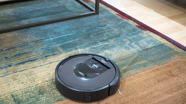 Robot aspirapolvere Roomba i7+