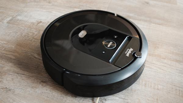 Autonomia Roomba i7+