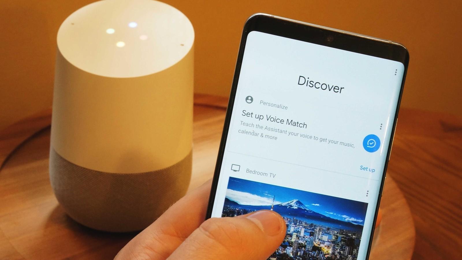 Assistente Google e Google Home