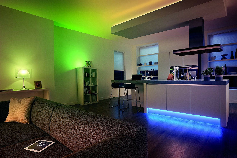Alcune strisce LED Philips Hue Lightstrip