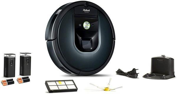 Confezione Roomba 981