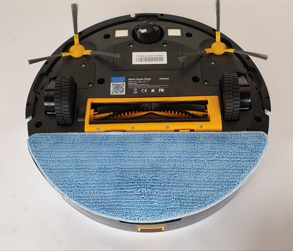 Alfawise V8S PRO E30B - modalità mocio