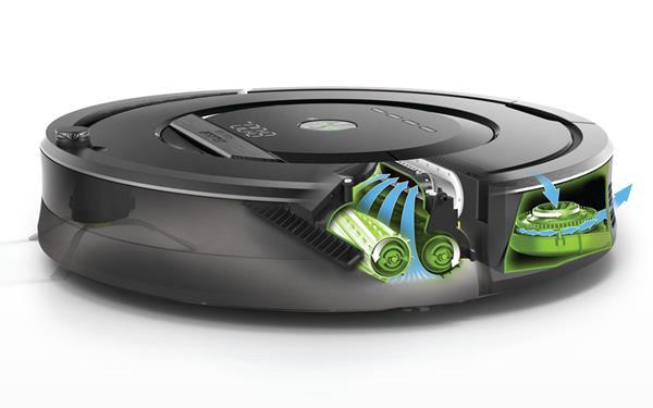 Hardware Roomba 960