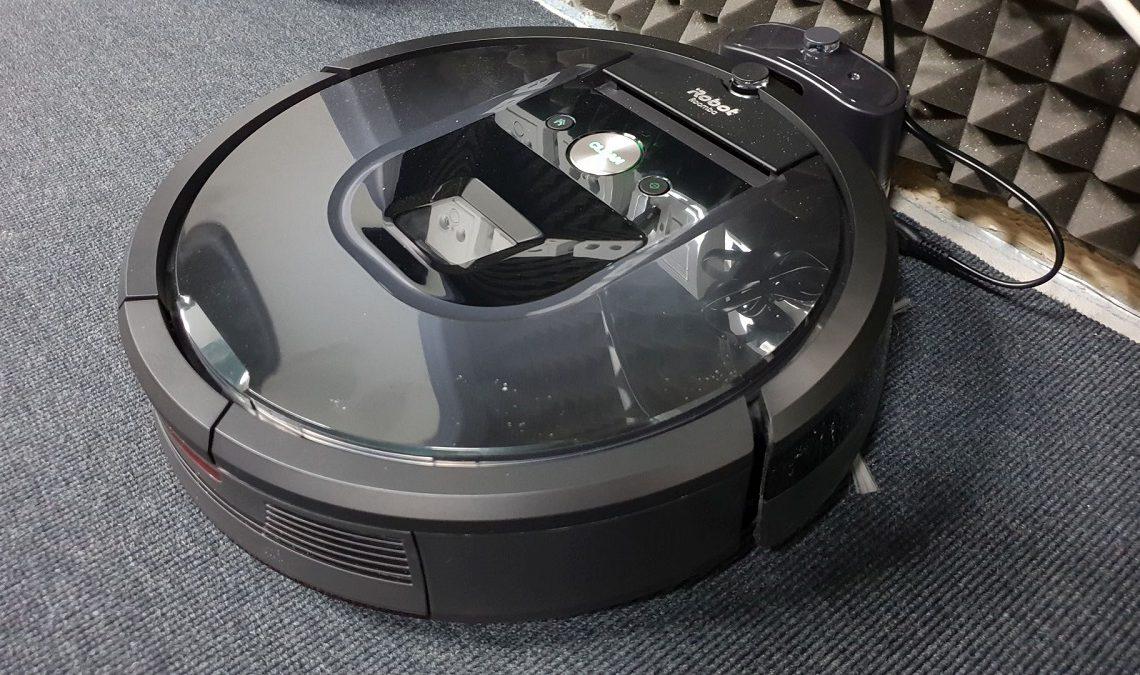 Recensione Roomba 981