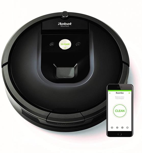 Software Roomba 981