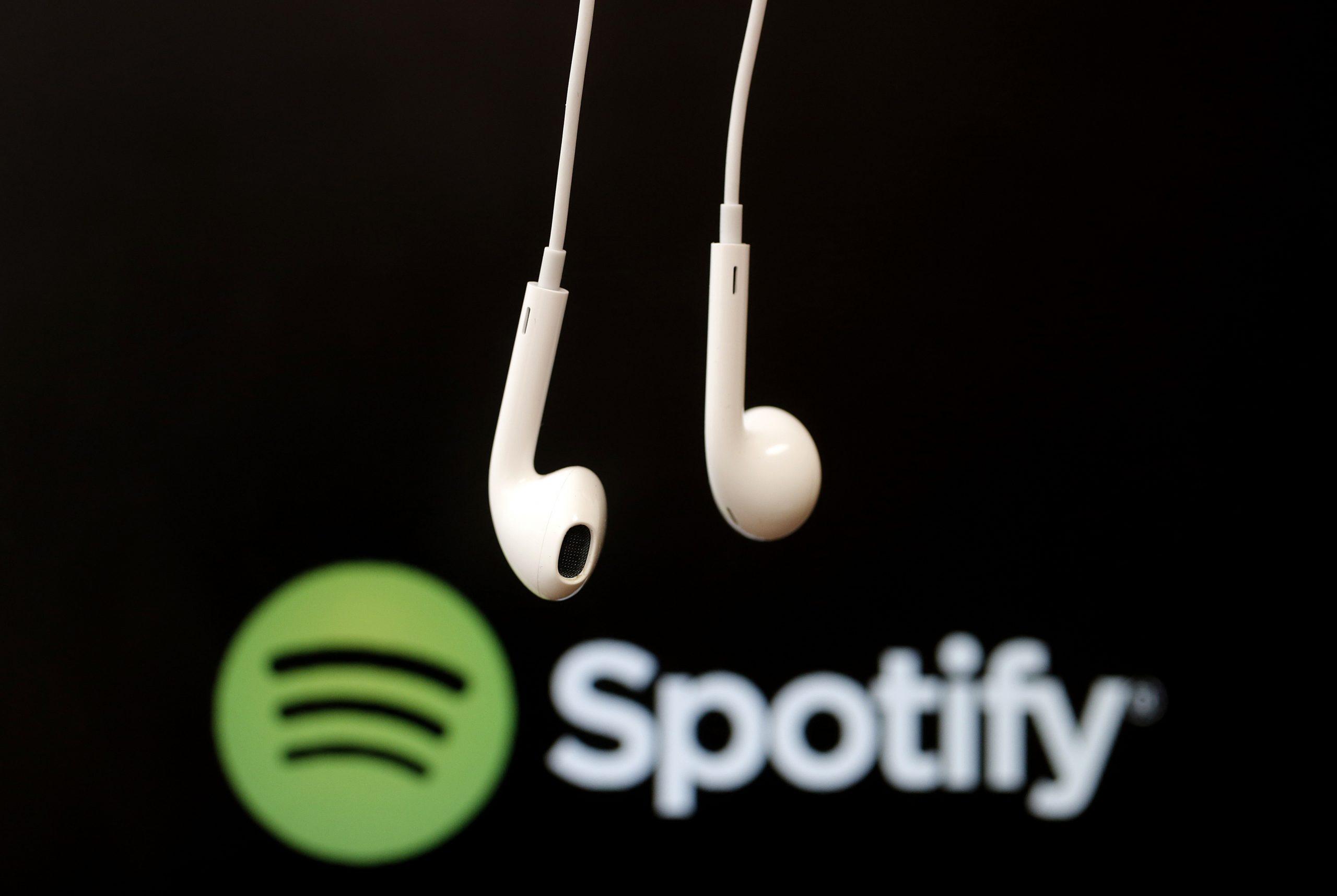 Il logo di Spotify