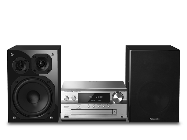 L'impianto Hi-Fi Panasonic SC-PMX152