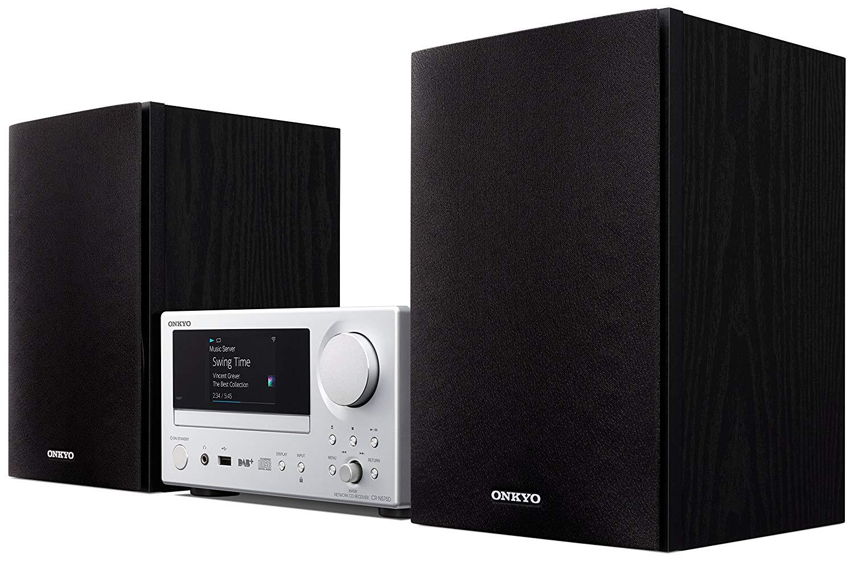 L'impianto Hi-Fi Onkyo CS N575D