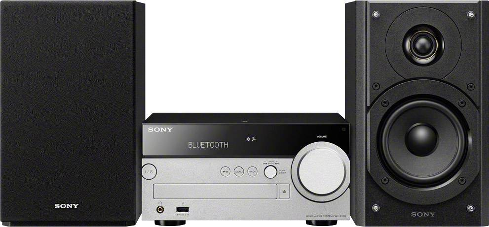 Il dispositivo Sony CMT-SX7B