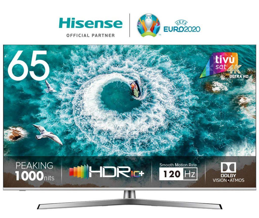 hisense tv design