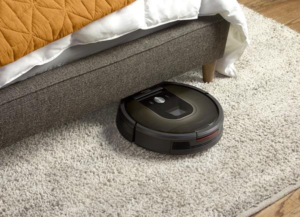 Autonomia Roomba 960