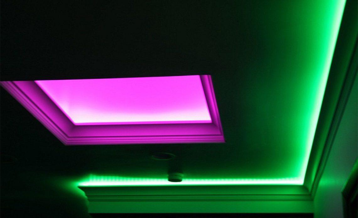 Strisce LED RGB