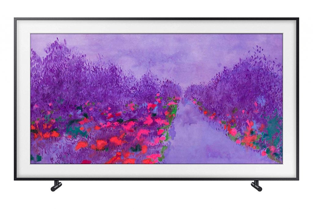 tv design samsung the frame