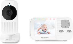 Amazon Basics - Baby Monitor con schermo a colori