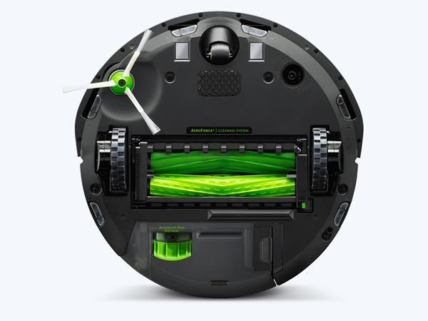 Componenti robot Roomba