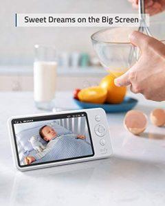 display Baby monitor Eufy con monitor