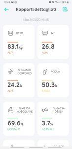 recensione eufy Smart Scale P1 - app eufylife - 1