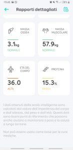 recensione eufy Smart Scale P1 - app eufylife - 3