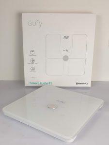 recensione eufy Smart Scale P1 - confezione