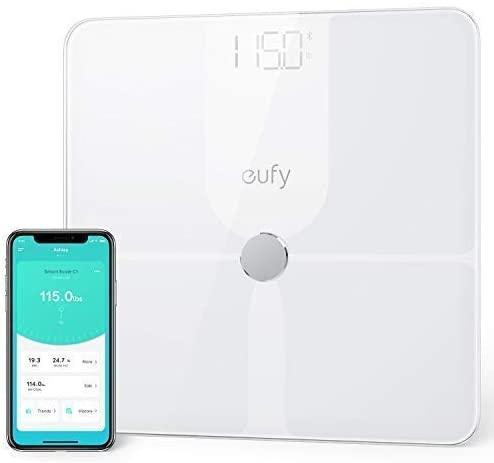 recensione eufy Smart Scale P1