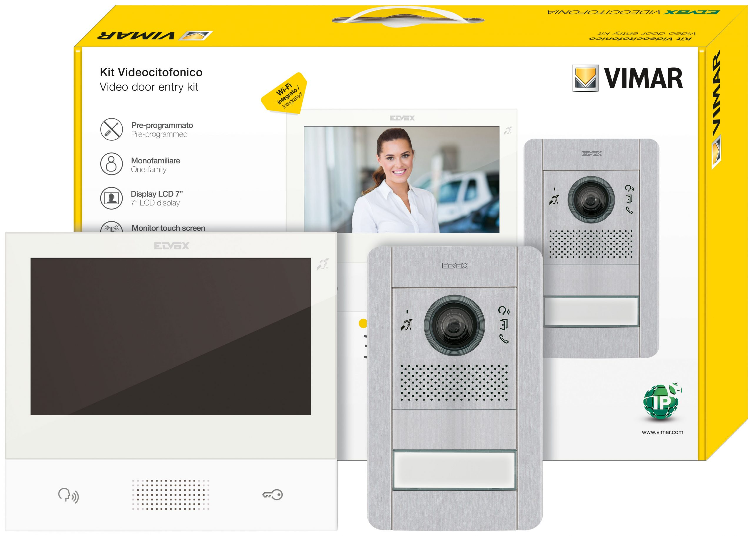 Campanelli smart: Vimar K40910 Kit