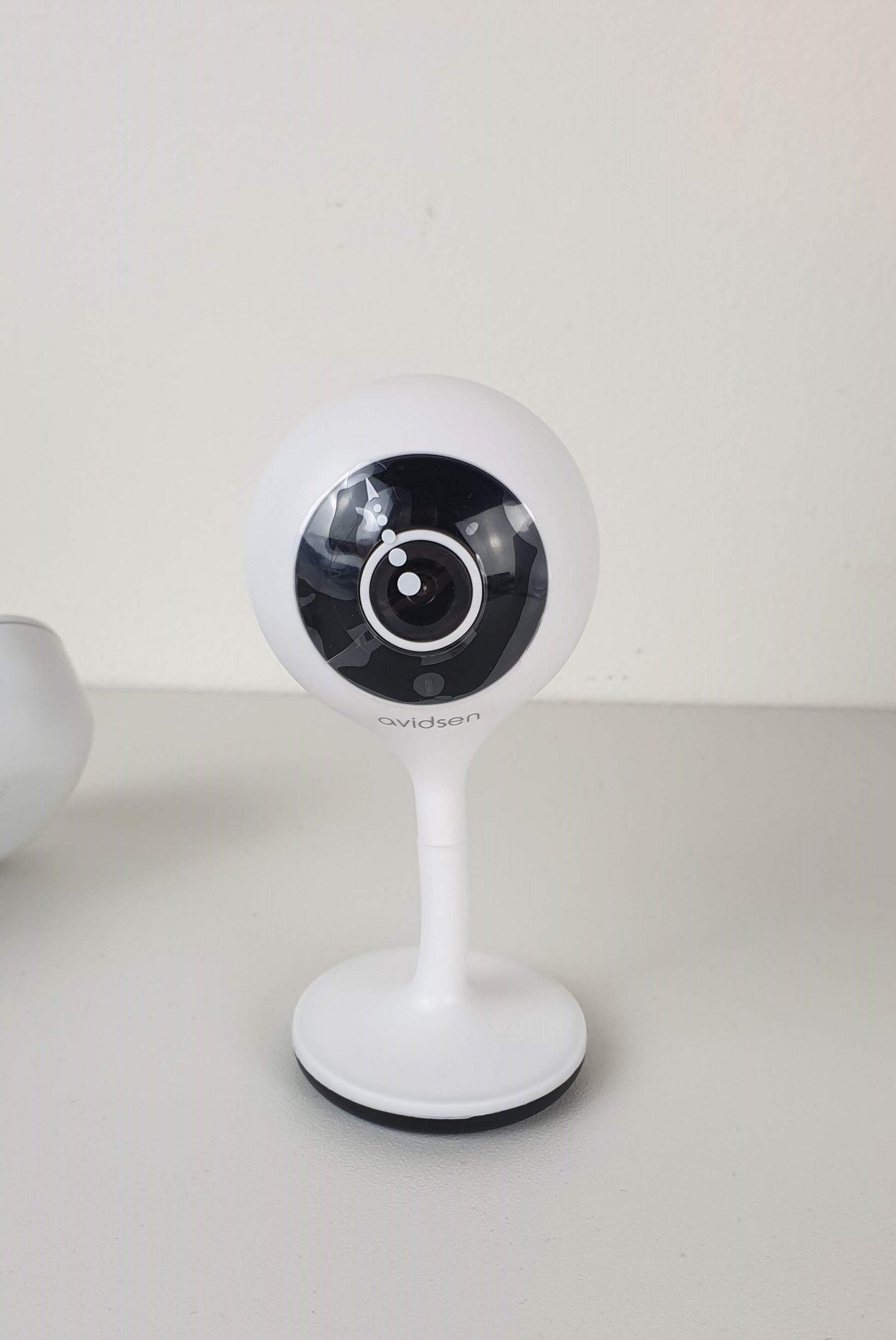 Kit Alexa Avidsen - telecamera wifi
