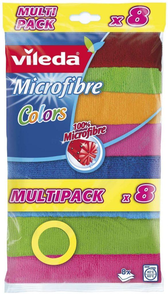 Panni microfibra Vileda