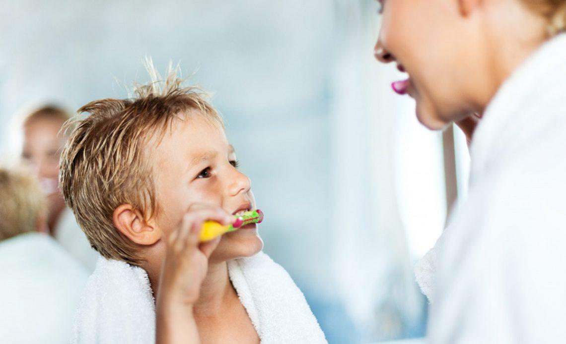 Migliori spazzolini elettrici per bambini