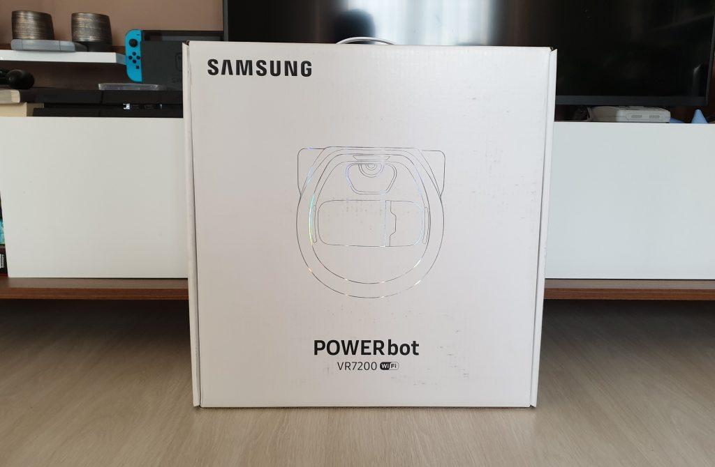 Samsung PowerBot Precision VR7200 scatola