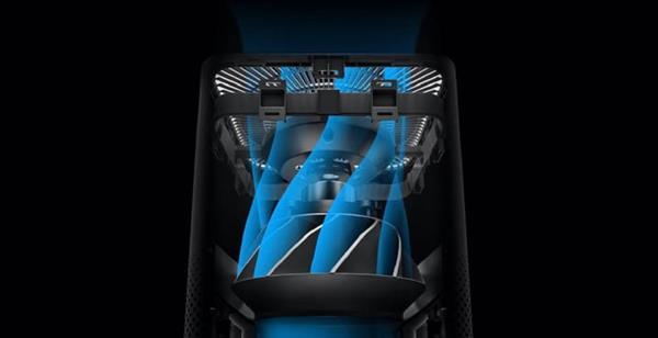 Motore Mi Air Purifier 3H