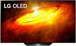 LG OLED TV AI ThinQ OLED55BX6LB